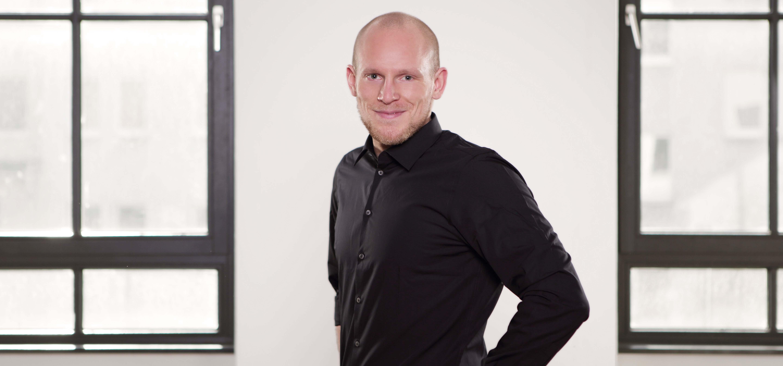Mirco Pietsch vom praemandatum Team