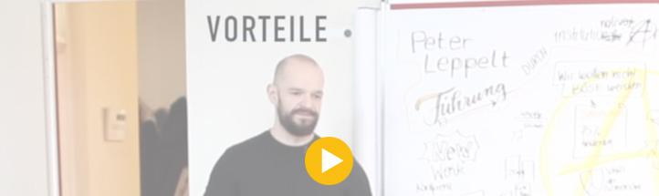 Peter Leppelt Impulsvortrag Führung & Anarchie in Göttingen