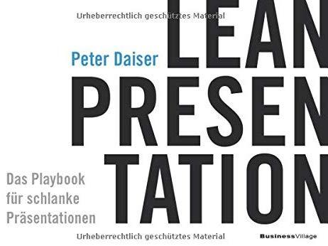 Lean Presentation